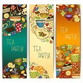stock photo of teapot  - Tea - JPG