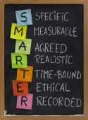 image of goal setting  - SMARTER  - JPG