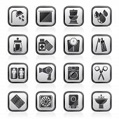 picture of personal care  - Bathroom and Personal Care icons  - JPG