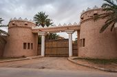 image of riyadh  - Riyadh extravagant and huge houses Saudi Arabia - JPG