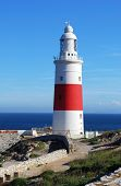 picture of gibraltar  - Europa point lighthouse Gibraltar United Kingdom Western Europe - JPG