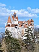 image of dracula  - Bran Castle  - JPG