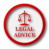 foto of judiciary  - Legal advice icon - JPG