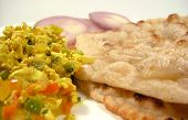 pic of indian food  - Indian Food - JPG
