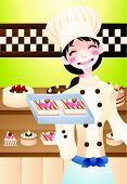 picture of bakeshop  - Job Character - JPG