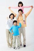 Постер, плакат: Прекрасная семья
