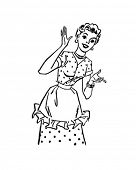 picture of homemaker  - Happy Homemaker  - JPG