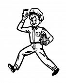 picture of milkman  - Milk Boy  - JPG