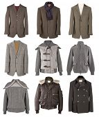 men jackets collection