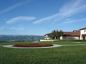 stock photo of ronald reagan  - The Ronald Reagan Library and Museum Simi Valley CA - JPG