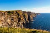 The Cliffs of Moher, County Clare, Ireland poster