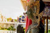 Ancient Buddhist Buddhism As Sacred Spirituality, Asian, Buddhist poster