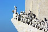 picture of por  - Monument to the Portuguese Sea Discoveries - JPG