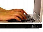 Laptop Type poster
