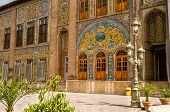 pic of tehran  - The oldest of the historic monuments in Tehran  - JPG
