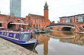 foto of houseboats  - Manchester  - JPG