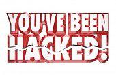 stock photo of hack  - You - JPG