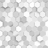Постер, плакат: Seamless Sciense Vector Seamless Pattern