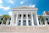 foto of supreme court  - The Supreme Court of Florida located in Tallahassee - JPG
