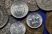 picture of pesos  - Coins of Cuba - JPG