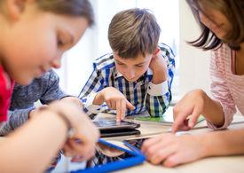 stock photo of classroom  - education - JPG