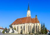 pic of gothic  - The Church of Saint Michael is a Gothic - JPG