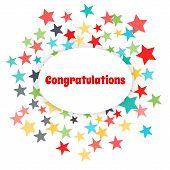 stock photo of congratulations  - Congratulate - JPG