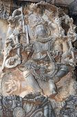 pic of belur  - Beautiful Indian architecture from the 11th century - JPG