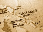 foto of land-mass  - Bahamas - JPG