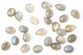 stock photo of labradorite  - Jeweler stones  - JPG