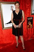 Brenda Strong at the Cosmopolitan celebration for the publication of Felicity Huffman's book
