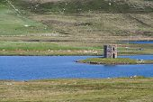 Scolpaig Tower, North Uist, Outer Hebrides