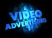 stock photo of televisor  - Video Advertising  - JPG