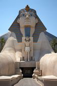 foto of las vegas casino  - Luxor Las Vegas in Daytime - JPG