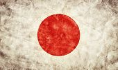 pic of japanese flag  - Japan grunge flag - JPG