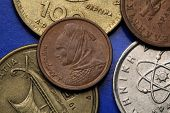 picture of heroin  - Coins of Greece - JPG