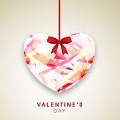 foto of corazon  - Happy Valentine - JPG