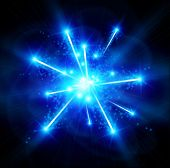 picture of big-bang  - big bang blue matter  - JPG