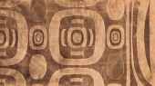 picture of loincloth  - Manufactured African fabric  - JPG