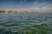 Постер, плакат: Nile river in Egypt