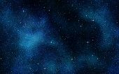 foto of space stars  - great image of space or a starry night sky - JPG