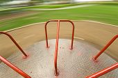 stock photo of merry-go-round  - Children - JPG
