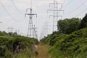 High Tension-Lines