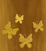 stock photo of marquetry  - Marquetry - JPG