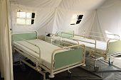 Checa Mobile Army Hospital