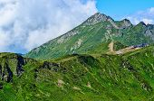 stock photo of olympiade  - Landscapes and views of Krasnaya Polyana Sochi Russia - JPG
