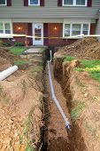 foto of septic  - This is a home that had to have it - JPG