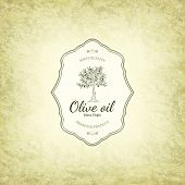 pic of virginity  - Olive label design - JPG