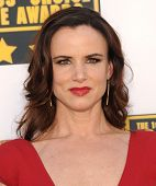 LOS ANGELES - JAN 16:  Juliette Lewis arrives to the Critics' Choice Movie Awards 2014  on January 1
