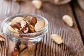 foto of brazil nut  - Brazil Nuts  - JPG